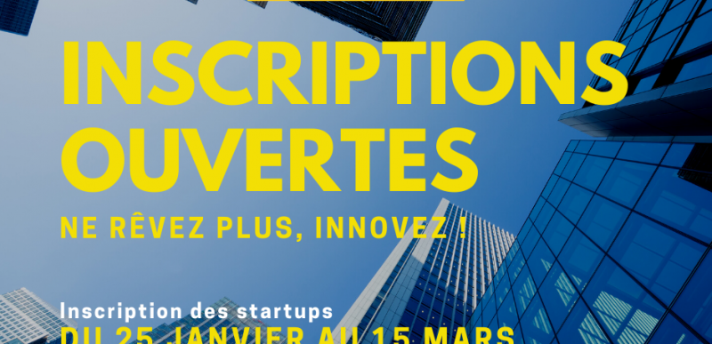CONCOURS STARTUP TEE | 350 000€ DE DOTATIONS À GAGNER
