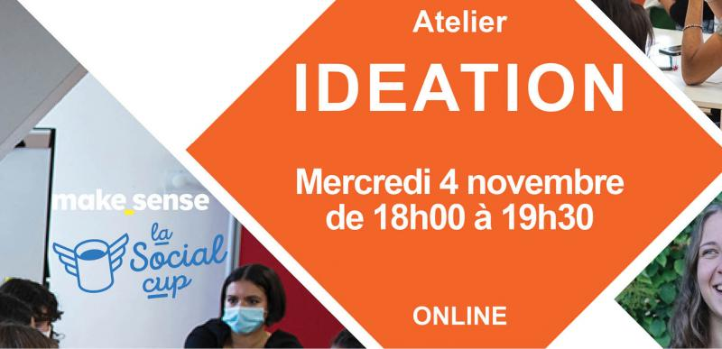 ATELIER IDEATION SPECIAL SOCIAL CUP